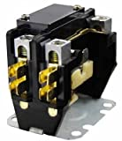 1-Pole 40 Amp 24V Coil Replacement Contactor for Coleman S1-02426018000, Goodman B1360321 & Nordyne 624714 among many others