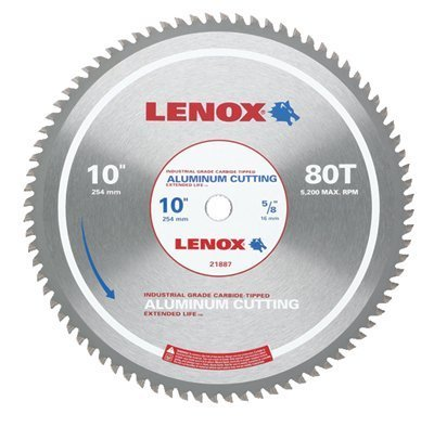 41woUGcjKYL Cheap Lenox®   Metal Cutting Circular Saw Blades 7 1/4 40T Steel Metal Cutting Saw Blade   Sold as 1 Each