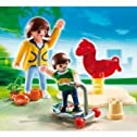 Playmobil Red Egg - Mini Playground