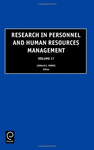 Research in Personnel and Human Resources Management,