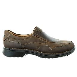 ECCO Men\'s Fusion Slip-On Loafer,Cocoa Brown,41 EU/7-7.5 M US