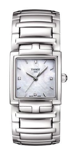Tissot Women'S T051.310.11.116.00 Mother-Of-Pearl Dial T Evocation Watch