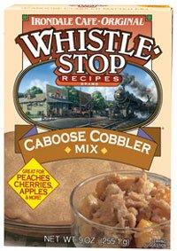 Whistle Stop Recipes Caboose Cobbler Batter