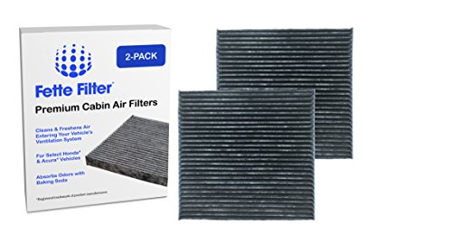 2-Pack - FRAM CF10134 Compatible Cabin Air Filter. Honda and Acura Premium Cabin Air Filters (Honda Accord 2009 Cabin compare prices)