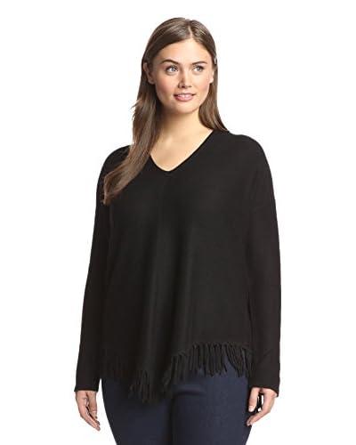 Acrobat Plus Women's Oversized V-Neck Sweater