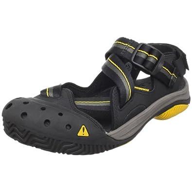 KEEN Men's Hydro Guide Watersports Sandal,Black,7 M US
