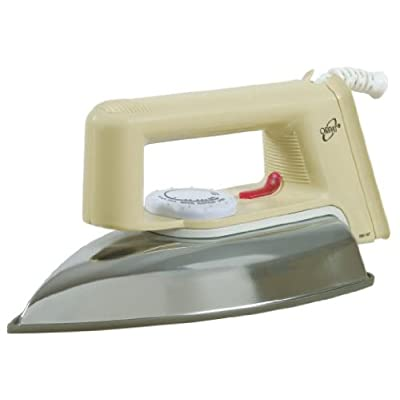 Orpat OEI-147 1000-Watt Dry Iron (Color May Vary)