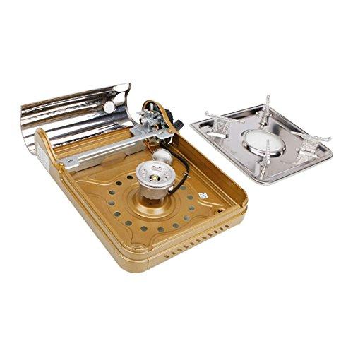 Grill Shelf - Portable Butane Gas Tabletop Stove Burner Fms-7000S