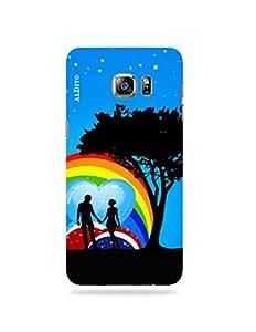 alDivo Premium Quality Printed Mobile Back Cover For Samsung Galaxy S6 Edge Plus / Samsung Galaxy S6 Edge Plus Back Case Cover (MKD1075)