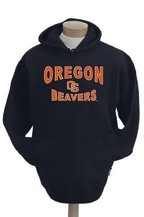 Buy NCAA Mens Oregon State Beavers Sinatra Hooded Sweatshirt by CI Sport