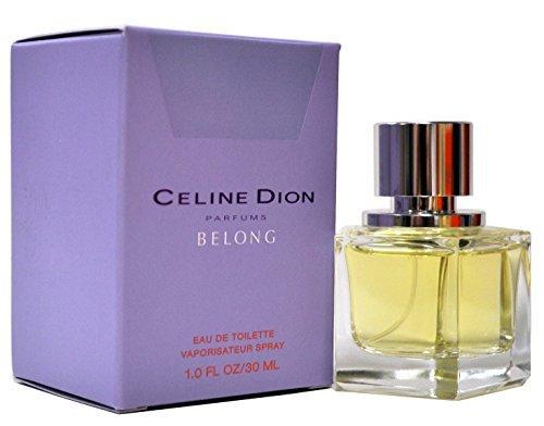 Celine Dion Belong by Celine Dion For Women. Eau De Toilette Spray 1-Ounce by Celine Dion