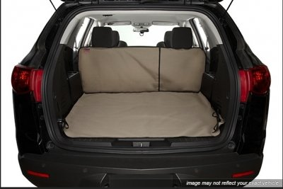 Covercraft Custom Fit Cargo Liner for Select Jeep Liberty Models - Polycotton (Taupe) (2006 Jeep Liberty Cargo Cover compare prices)