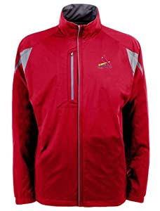 St Louis Cardinals Highland Water Resistant Jacket by Antigua