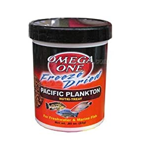 Omega One Freeze Dried Pacific Plankton 0.85 Oz at Sears.com