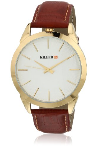 Killer Silver Dial Men's Watch KLW172GL
