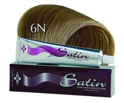 Developlus Satin Color #6N Dark Blonde 3oz (6 Pack) by Developlus
