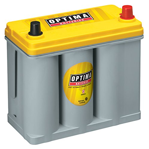 Optima Batteries 8073-167 D51R YellowTop Dual Purpose Battery (Auto Battery 51r compare prices)