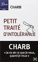 Petit traité d'intolérance : Les fatwas de Charb