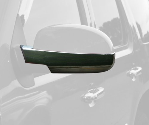 Putco 400131 Chrome Mirror Overlay