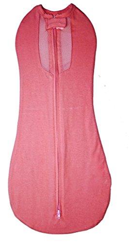 Woombie Air Nursery Blankets, Pink, 5-13 Pound - 1