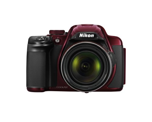 Nikon COOLPIX P520 18.1 MP CMOS Digital Camera