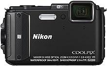 Comprar Nikon Coolpix AW130 - Cámara compacta de 16 Mp (pantalla de 3