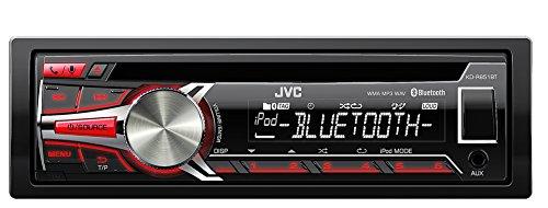 JVC KD-R851BTE Sintolettore CD con BT Wireless, Nero