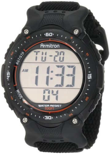 armitron-sport-mens-408159blk-chronograph-black-strap-digital-display-watch