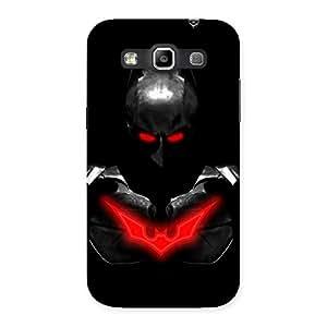 Ajay Enterprises Bat Red Eye Back Case Cover for Galaxy Grand Quattro