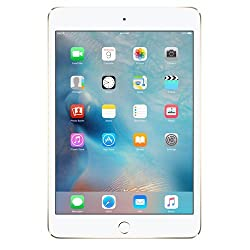 Apple iPad mini 4 Wi-Fi Cell 128GB Gold (MK782HN/A)