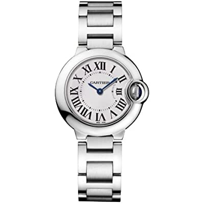 Cartier Women's W69010Z4 Ballon Bleu Stainless Steel Dress Watch