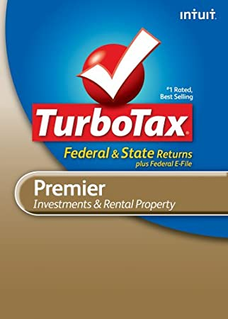 TurboTax Premier Federal + e-File + State 2010 for Mac [Download] [OLD VERSION]