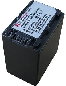 Battery for SONY HDR-PJ260VE, Very high capacity, 6.8V, 3150mAh, Li-Ion