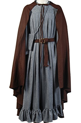 CosplaySky The Lord of the Rings The Fellowship of the Ring Gandalf Halloween Costume