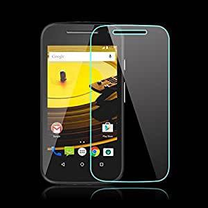 M.G.R Tempered Glass Screen Protector for Moto E2 2nd Generation