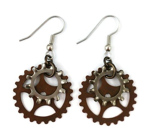 12 Awesome Décor Ideas For A Headstart On The Steampunk: 12 Gorgeous Steampunk Jewelry Gift Ideas