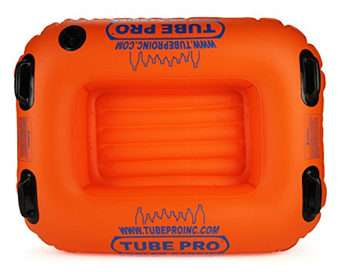 Tube Pro Premium Orange River Cooler Carrier 50 Quart Sporting Goods ...