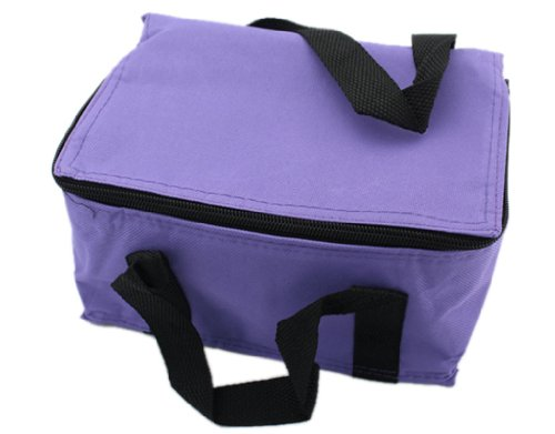Bonamart ® Thermal Insulated Lunch Box Tote Cooler Bag Bento Picnic Pouch