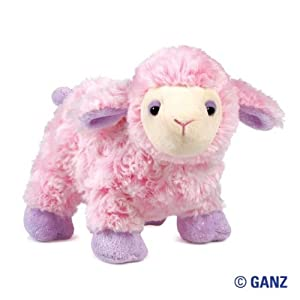 Webkinz Plush Stuffed Animal Dreamy Sheep