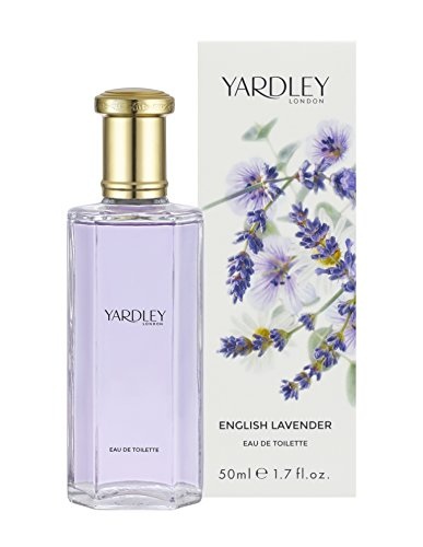 Yardley London, Eau de Toilette alla lavanda, 50 ml