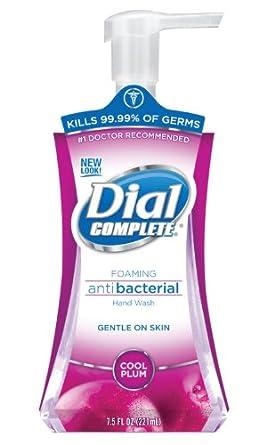 Amazon Com Dial 02935 Complete Antibacterial Foaming Hand