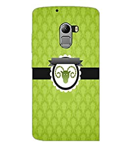 PrintDhaba Zodiac Aries D-3536 Back Case Cover for LENOVO K4 NOTE A7010 (Multi-Coloured)