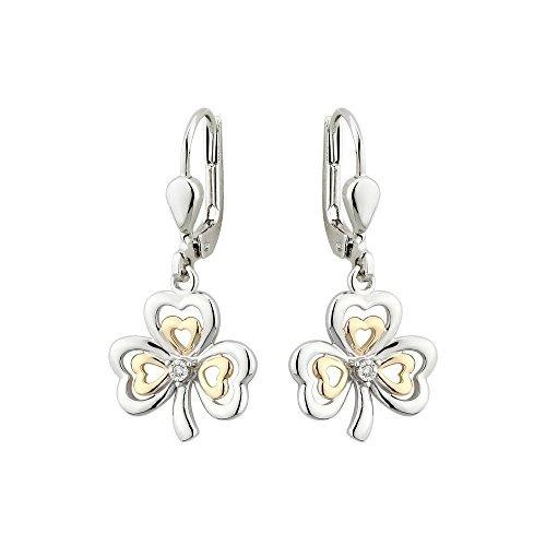 diamond-shamrock-earrings-silver-10k-gold-by-failte