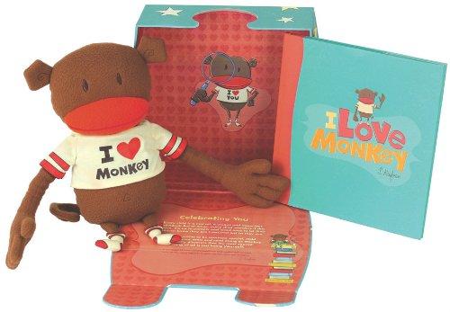 I Love Monkey Discovery Kit