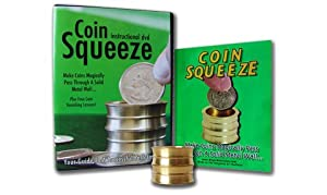 Coin Squeeze w/ DVD