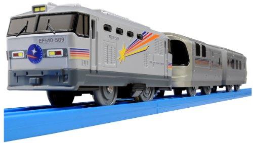 プラレール S-41 寝台特急カシオペア