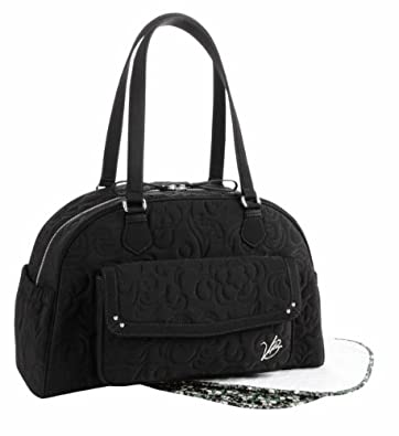 vera bradley bowler baby bag in black shoes. Black Bedroom Furniture Sets. Home Design Ideas