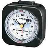 Casio TQ131U-1 - World Time Alarm Clock (Our ref: TQ131U / 1)