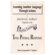 Learning Another Language Through Actions by James