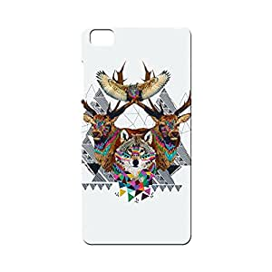 BLUEDIO Designer Printed Back case cover for Coolpad Note 3 - G8000